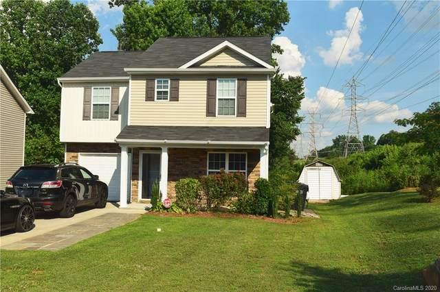 233 Ravenridge Court #38, Charlotte, NC 28216 (#3634161) :: Rinehart Realty