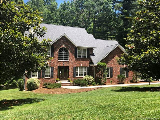 105 Boyd Drive, Flat Rock, NC 28731 (#3634213) :: Keller Williams Professionals