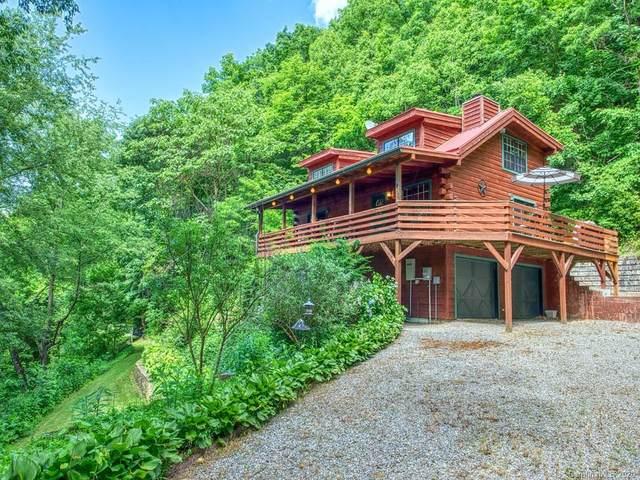1044 Evergreen Farm Circle, Waynesville, NC 28786 (#3634215) :: Stephen Cooley Real Estate Group