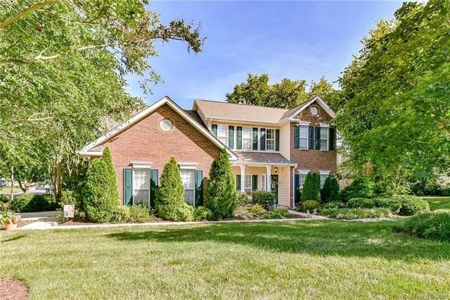 8720 Ellington Park Drive, Charlotte, NC 28277 (#3634235) :: Stephen Cooley Real Estate Group