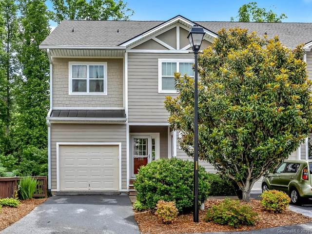 64 Foxden Drive #101, Fletcher, NC 28732 (#3634242) :: Robert Greene Real Estate, Inc.