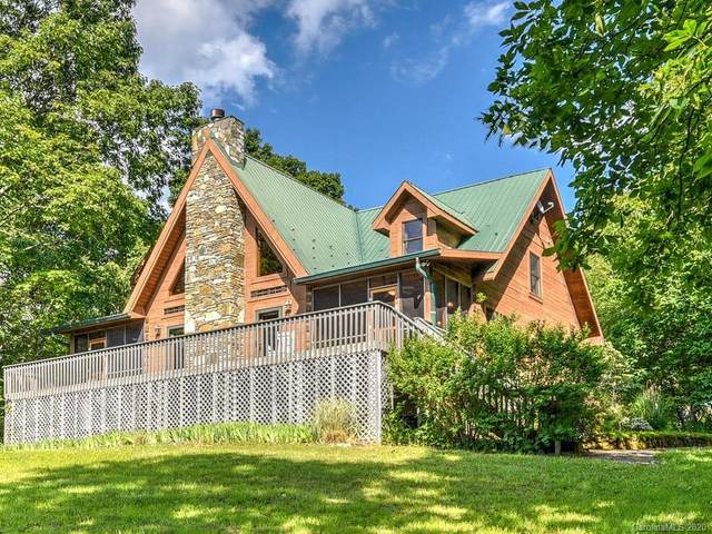 145 Crystal Falls Drive, Fairview, NC 28730 (#3634291) :: Carlyle Properties