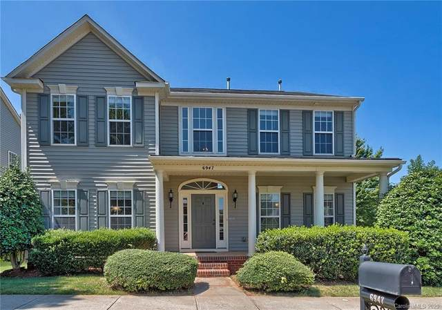 6947 Church Wood Lane, Huntersville, NC 28078 (#3634298) :: Carlyle Properties