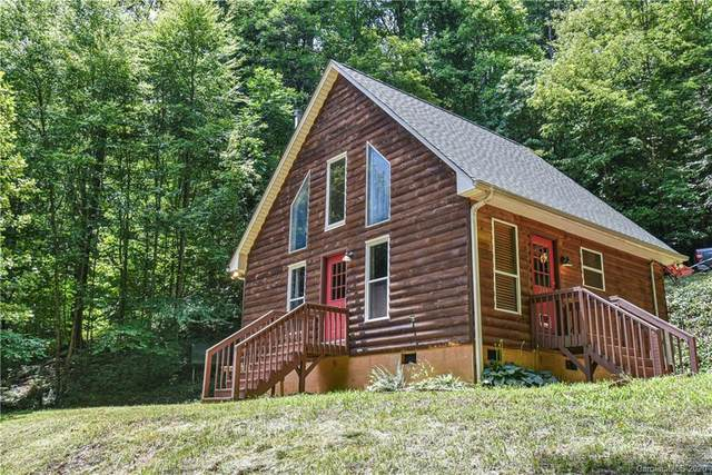321 Treetops Drive, Candler, NC 28715 (#3634311) :: Caulder Realty and Land Co.