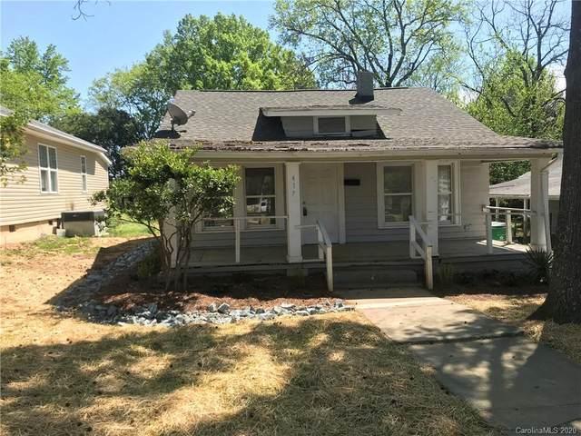 417 Lakewood Avenue, Charlotte, NC 28208 (#3634334) :: Carlyle Properties