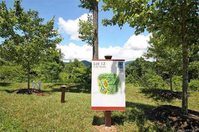 33 Grovepoint Way Lot 12, Asheville, NC 28804 (#3634375) :: Rinehart Realty