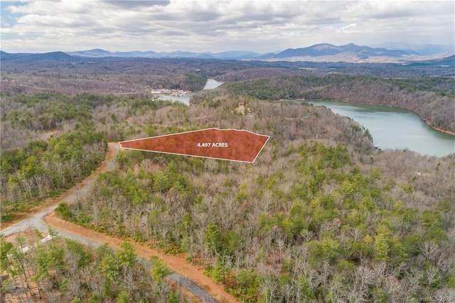 V/L High Trail Drive, Nebo, NC 28761 (#3634383) :: LePage Johnson Realty Group, LLC