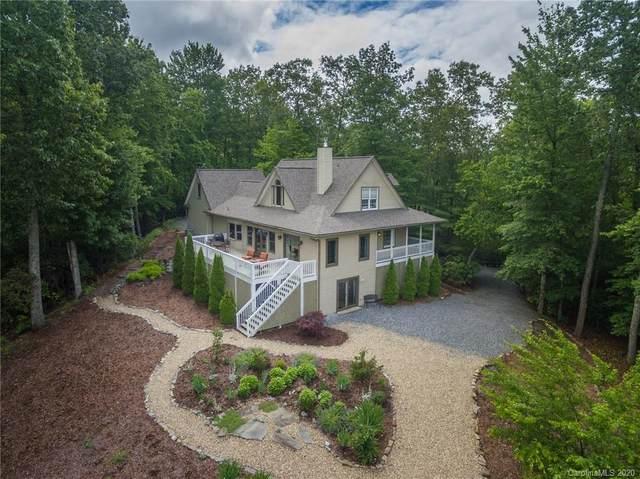 150 Sorrel Tree Lane, Pisgah Forest, NC 28768 (#3634458) :: LePage Johnson Realty Group, LLC