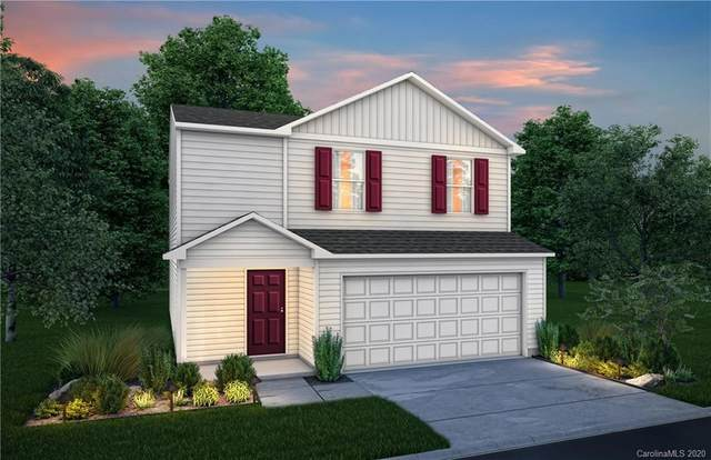 521 Parkside Drive #33, Salisbury, NC 28147 (#3634479) :: High Performance Real Estate Advisors