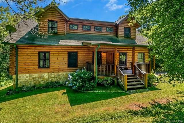 108 Mayali Trail #4, Waynesville, NC 28785 (#3634572) :: Keller Williams South Park