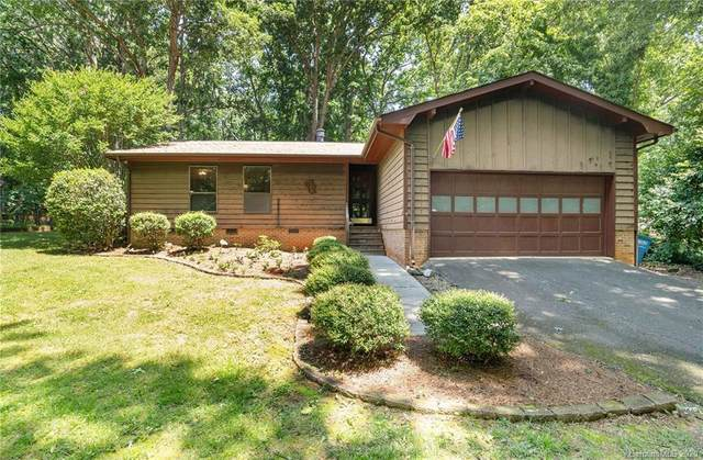 8117 Wilson Woods Drive, Mint Hill, NC 28227 (#3634630) :: Stephen Cooley Real Estate Group