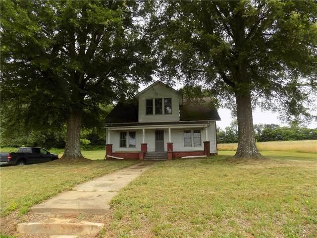 1584 W Nc Hwy 90 Highway, Taylorsville, NC 28681 (#3634666) :: Ann Rudd Group