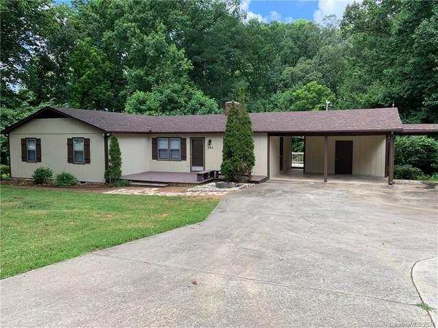 146 Shiloh Road, Statesville, NC 28677 (#3634686) :: Rinehart Realty