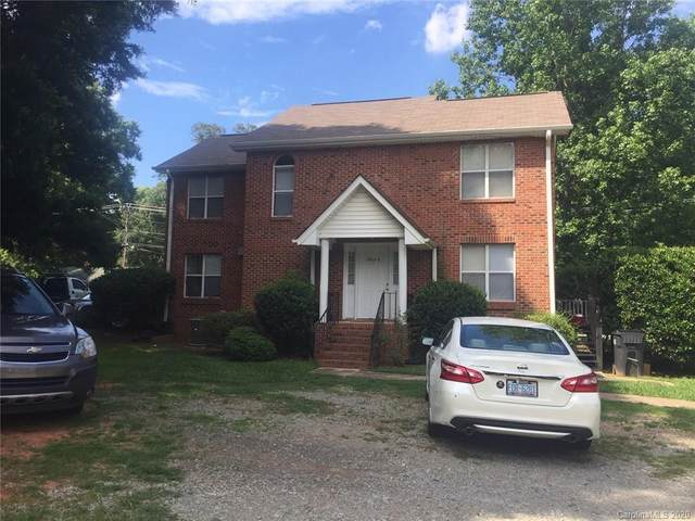 8014 Pleasant Grove Road, Charlotte, NC 28216 (#3634689) :: Stephen Cooley Real Estate Group