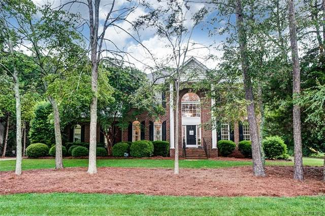 7103 Olde Sycamore Drive, Mint Hill, NC 28227 (#3634799) :: Odell Realty