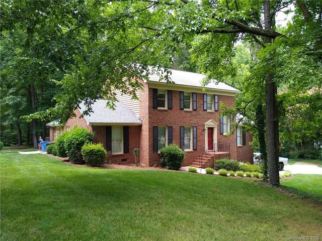 5533 Birchhill Road, Mint Hill, NC 28227 (#3634811) :: Stephen Cooley Real Estate Group