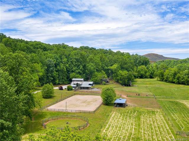 5521 Hunting Country Road, Tryon, NC 28782 (#3634826) :: Miller Realty Group