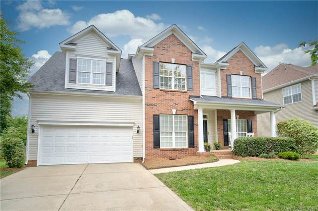 907 Grayscroft Drive #66, Waxhaw, NC 28173 (#3634890) :: Besecker Homes Team