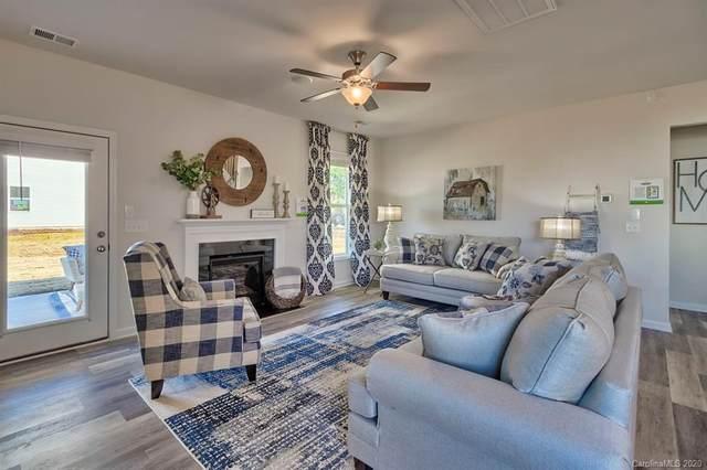 4035 Chelsea Drive #4, Denver, NC 28037 (#3634900) :: LePage Johnson Realty Group, LLC