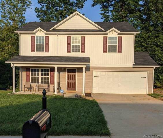 201 Berrybeth Circle, China Grove, NC 28023 (#3634901) :: Stephen Cooley Real Estate Group