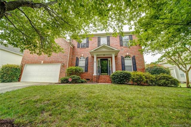 8129 Brookings Drive, Charlotte, NC 28269 (#3634912) :: LePage Johnson Realty Group, LLC