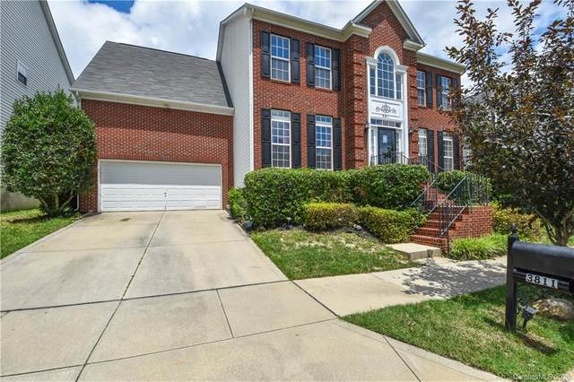 3811 Laurel Berry Lane, Huntersville, NC 28078 (#3634921) :: Robert Greene Real Estate, Inc.