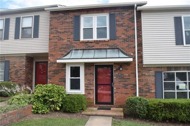 2705 N Center Street #53, Hickory, NC 28601 (#3634930) :: Exit Realty Vistas
