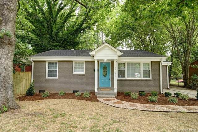 5027 Edward Street, Charlotte, NC 28213 (#3634950) :: Rinehart Realty