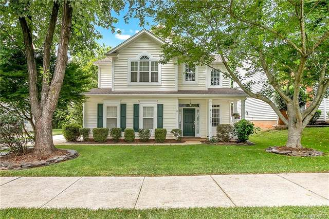 15449 Stone Hollow Drive, Huntersville, NC 28078 (#3634955) :: Robert Greene Real Estate, Inc.
