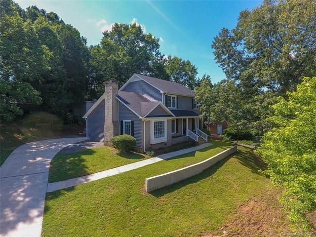 7715 Ritter Drive, Charlotte, NC 28270 (#3635010) :: Stephen Cooley Real Estate Group