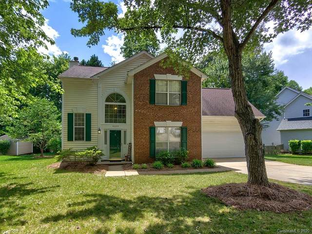 8509 Etherton Court, Charlotte, NC 28216 (#3635016) :: Carlyle Properties