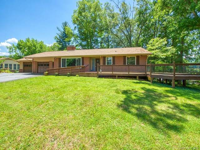 45 Squirrel Hill Drive, Clyde, NC 28721 (#3635030) :: Stephen Cooley Real Estate Group