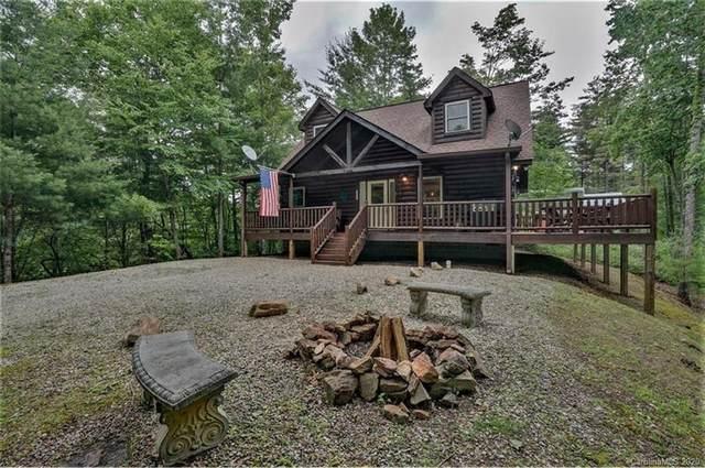 96 Bee Gum Ridge, Almond, NC 28702 (#3635035) :: LePage Johnson Realty Group, LLC