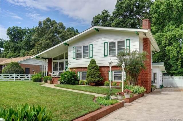 1609 Grovewood Drive, Charlotte, NC 28208 (#3635100) :: Scarlett Property Group