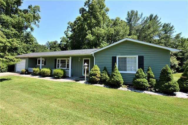 116 Eastwood Park Drive SE, Lenoir, NC 28645 (#3635103) :: Homes Charlotte