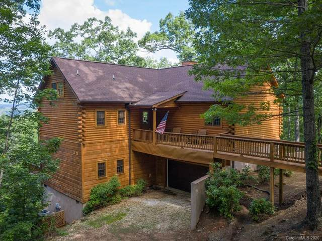 176 Skyview Drive, Saluda, NC 28139 (#3635110) :: LePage Johnson Realty Group, LLC