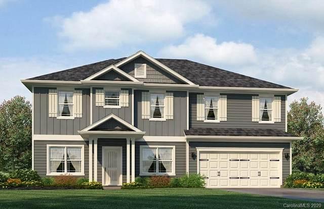114 Cotton Creek Drive #15, Troutman, NC 28166 (#3635149) :: High Performance Real Estate Advisors