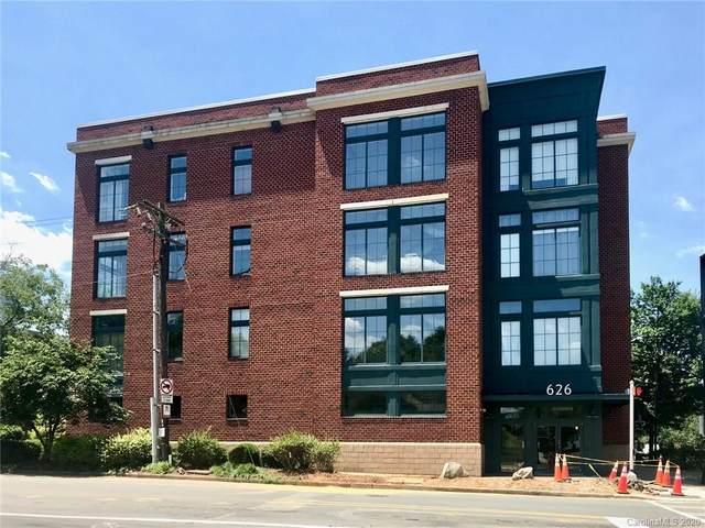 626 N Graham Street, Charlotte, NC 28202 (#3635159) :: The Downey Properties Team at NextHome Paramount