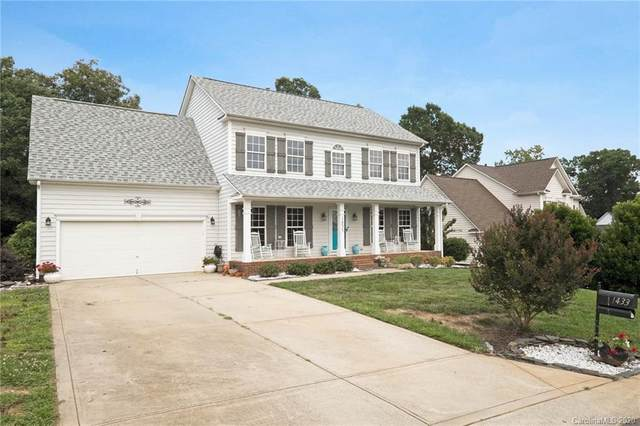 1433 Autumn Ridge Lane, Fort Mill, SC 29708 (#3635189) :: MartinGroup Properties