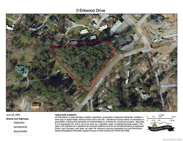 00000 Erkwood Drive, Flat Rock, NC 28731 (#3635259) :: Exit Realty Vistas