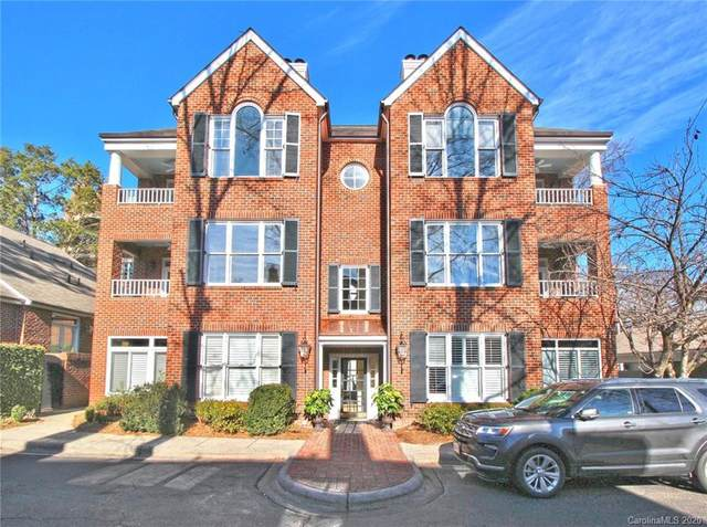 2315 Selwyn Avenue G, Charlotte, NC 28207 (#3635341) :: The Downey Properties Team at NextHome Paramount