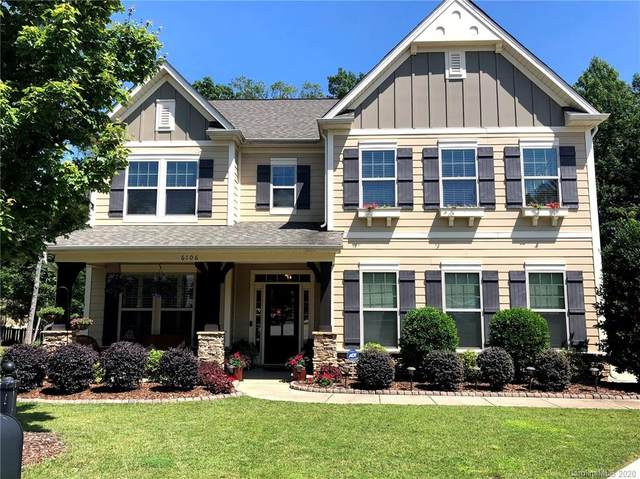 6106 Scarlet Oak Court, Indian Trail, NC 28079 (#3635428) :: Stephen Cooley Real Estate Group