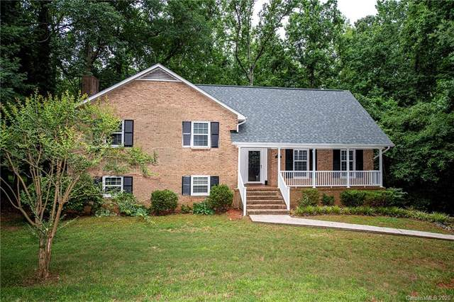 8727 Steeleberry Drive #12, Charlotte, NC 28217 (#3635438) :: Stephen Cooley Real Estate Group