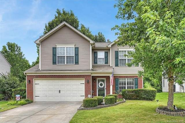 7692 Black Hawk Lane, Tega Cay, SC 29708 (#3635439) :: TeamHeidi®