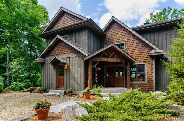 536 Hawk Mountain Road, Lake Toxaway, NC 28747 (#3635441) :: LePage Johnson Realty Group, LLC
