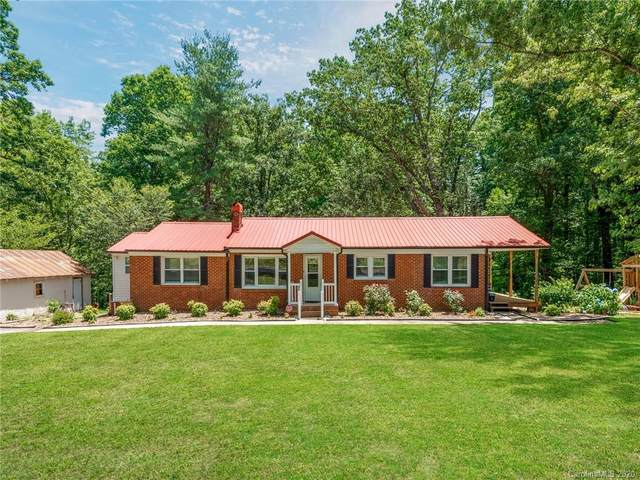 7555 George Hildebran School Road, Connelly Springs, NC 28612 (#3635467) :: Carlyle Properties