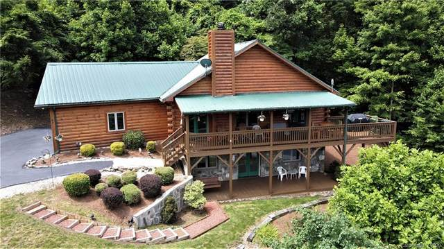 21 Boone Lane #9, Maggie Valley, NC 28751 (#3635492) :: Rinehart Realty