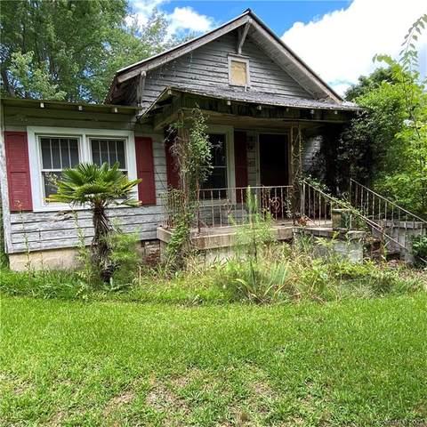 3410 Statesville Boulevard, Salisbury, NC 28147 (#3635498) :: High Performance Real Estate Advisors