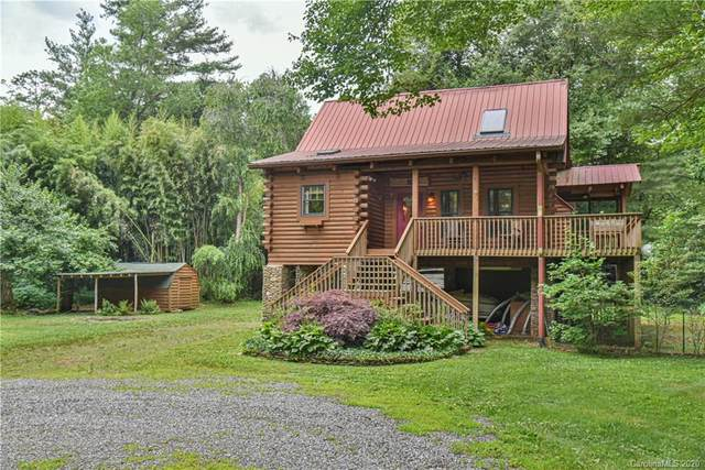 699 N Oconeechee Avenue, Black Mountain, NC 28711 (#3635511) :: Carolina Real Estate Experts