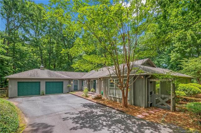 114 Chocolate Drop Mountain Road, Columbus, NC 28722 (#3635538) :: Carlyle Properties